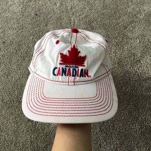 Molson Canadian Mens Baseball Hat
